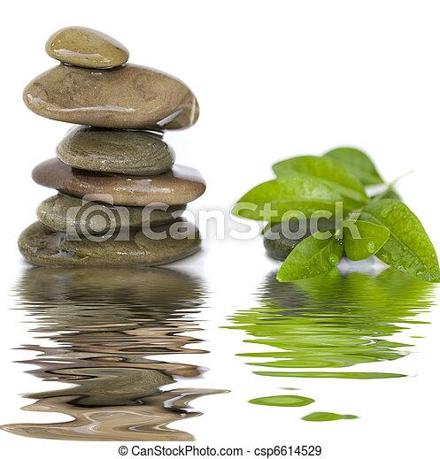 equilibrado, piedras - csp6614529