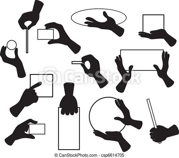 Hand Set - csp6614705