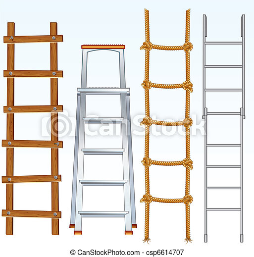 Ladders - csp6614707