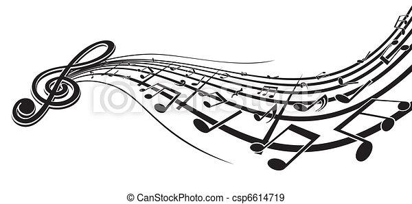 Music Element - csp6614719