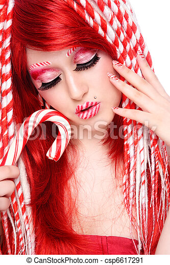 Candy cane - csp6617291