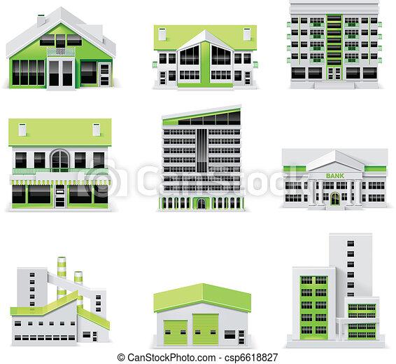 City map creation kit (DIY). P.1 - csp6618827