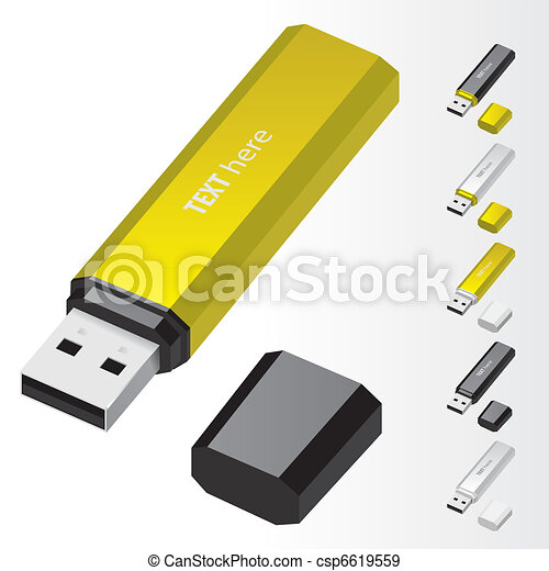 USB Flash Drive - csp6619559