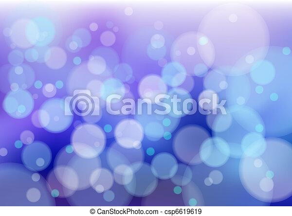 blur defocus lights - csp6619619