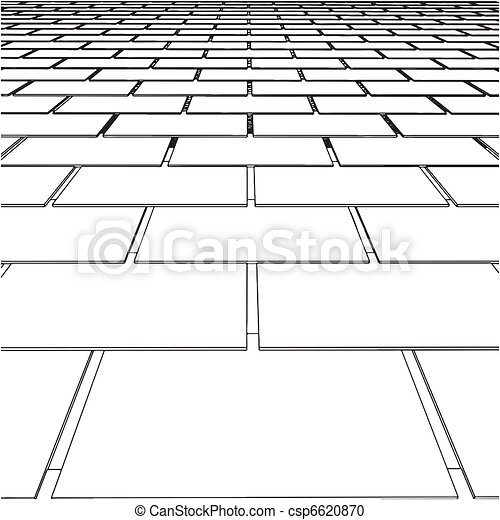 Tile Roof - csp6620870