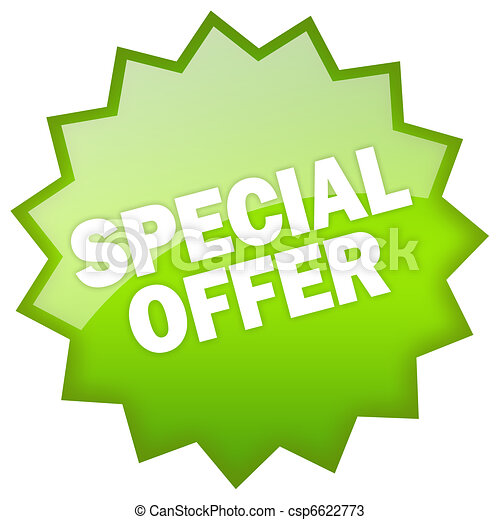 Special offer - csp6622773