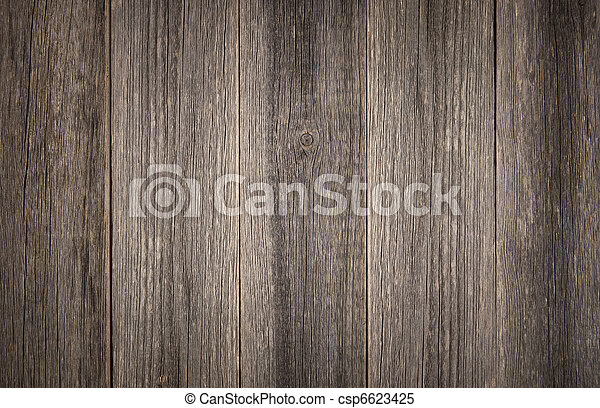 Grey barn wood - csp6623425