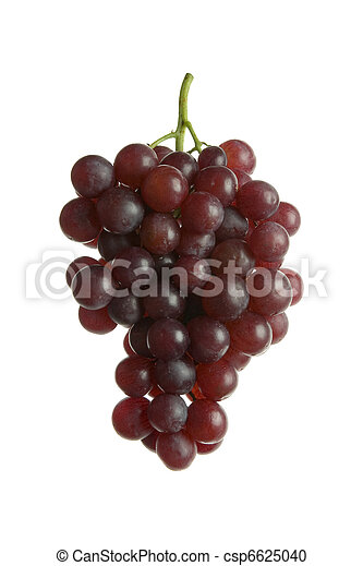 Red grapes - csp6625040