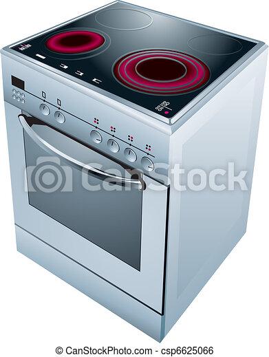 Cooker oven - csp6625066