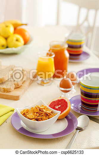 breakfast - csp6625133