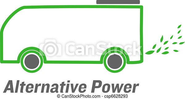 vector alternative power bus - csp6628293