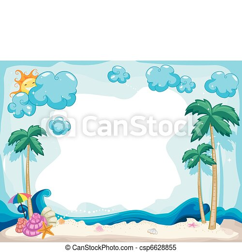 Summer Background - csp6628855