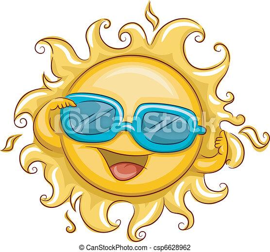 Sun Shades - csp6628962