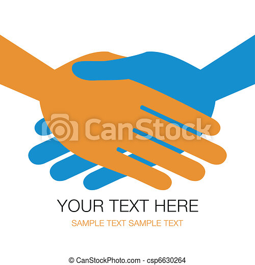 Handshake symmetry design. - csp6630264