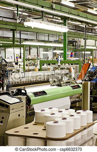 textile machines - csp6632370