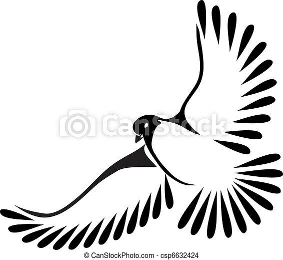 Dove - csp6632424
