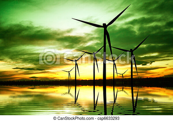 Ecology Energy Inventions - csp6633293