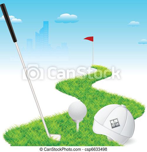 Golf Accessories - csp6633498