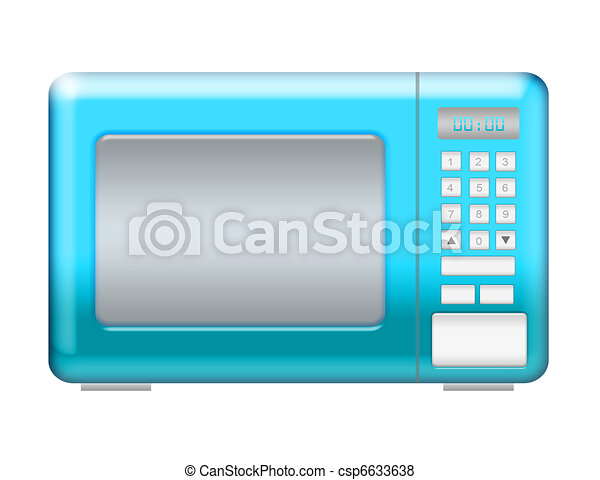 microwave - csp6633638