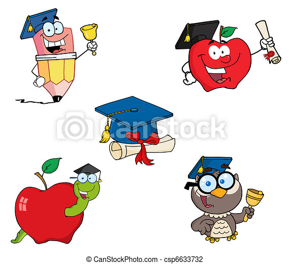 Graduation-Vector Collection - csp6633732
