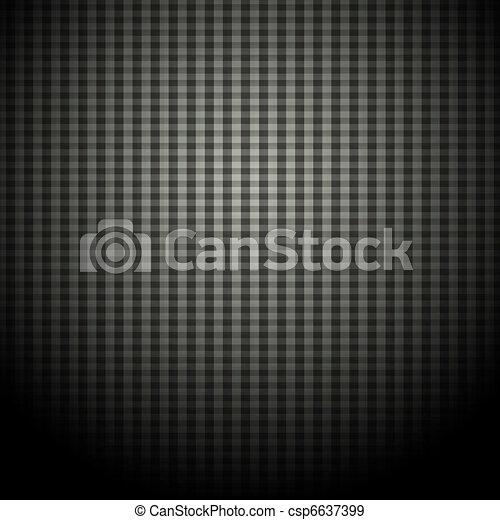Detailed carbon fiber background. EPS 8 - csp6637399