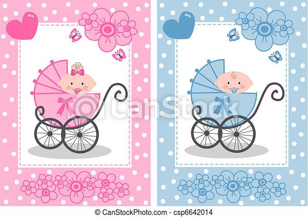 newborn baby  - csp6642014
