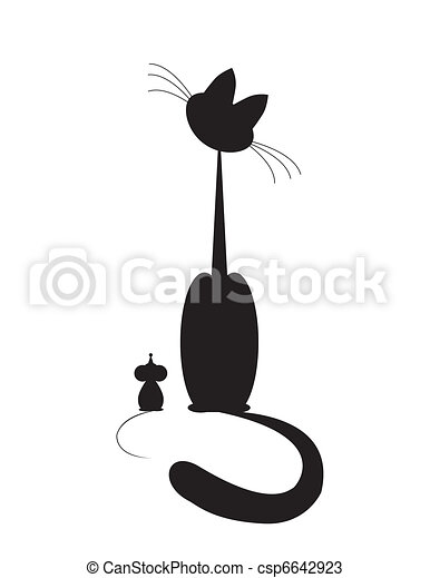 cat and mouse - csp6642923