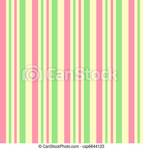 Spring stripes - csp6644123