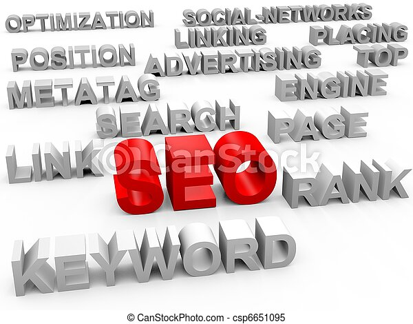 Search Engine Optimization SEO - csp6651095