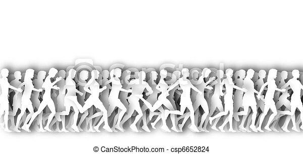 Mass runners cutout - csp6652824