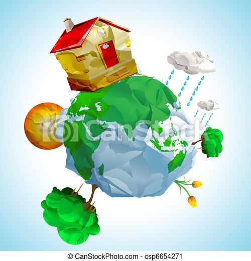 Good Home - csp6654271