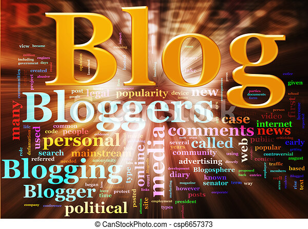 Blog wordcloud - csp6657373