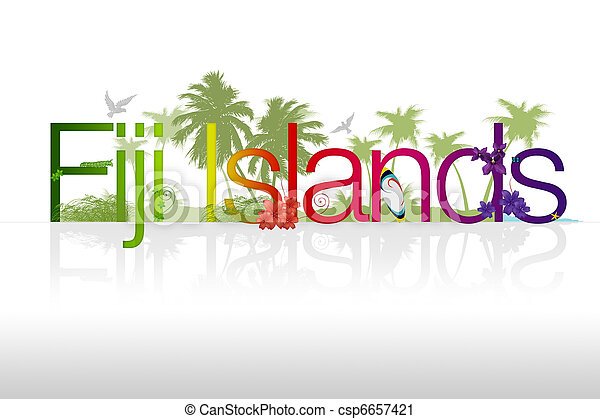 Fiji Islands - csp6657421
