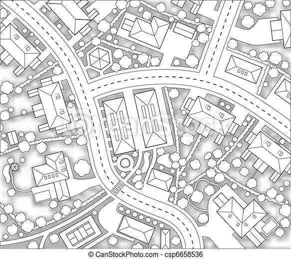Neighborhood cutout - csp6658536