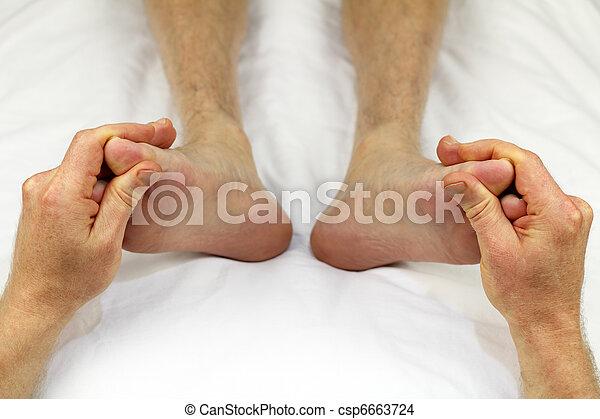 Foot Reflexology - csp6663724
