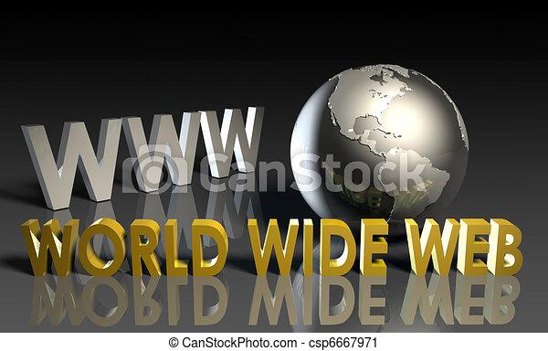 World Wide Web - csp6667971