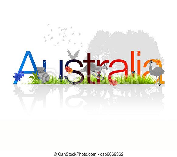 Australia - csp6669362