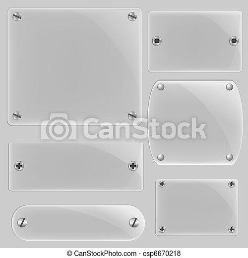 Glass Framework - csp6670218