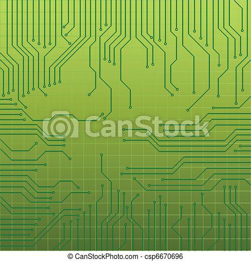Circuit board - csp6670696