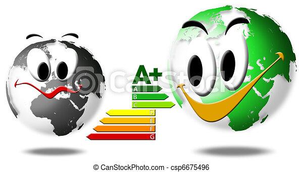 Choosing the global energy saving - csp6675496