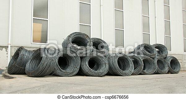 Reinforcing steel bars - csp6676656