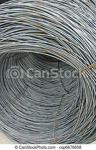 Reinforcing steel bars - csp6676658