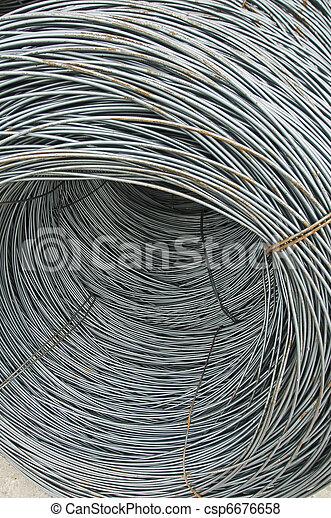 Reinforcing steel bars - csp6676658