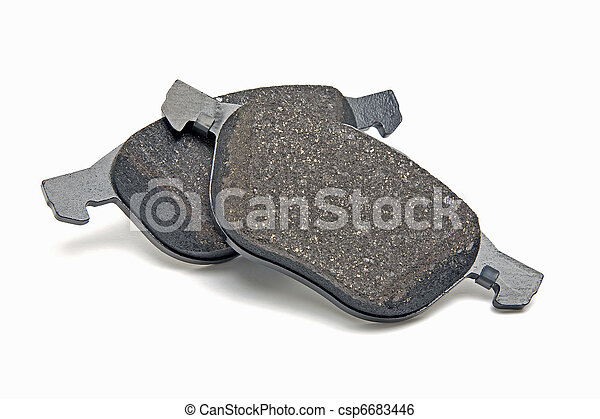 automobile brake pads - csp6683446