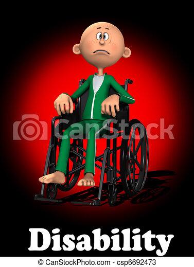 Disability - csp6692473