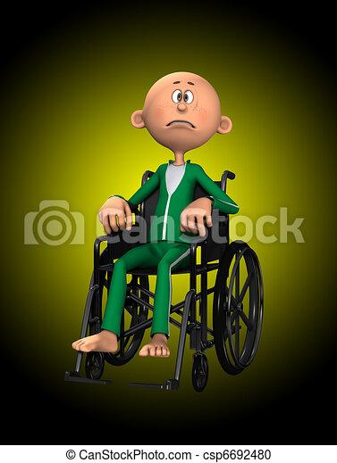 Disability - csp6692480