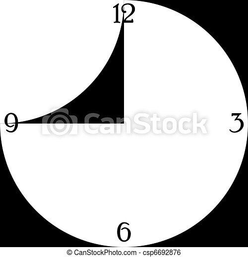 Clock Watch Drawing Watch Wall Clock Design