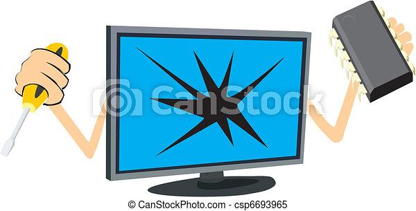 Television repair las vegas nv