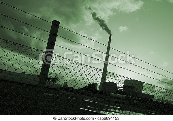 ambiente, energia - csp6694153
