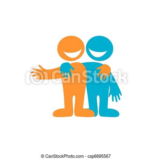 Friend - csp6695567